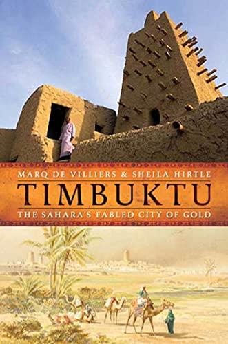 9780802714978: Timbuktu: The Sahara's Fabled City of Gold