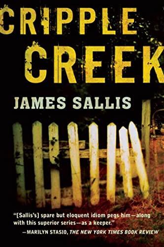 9780802715203: Cripple Creek: A Novel (John Turner Series)