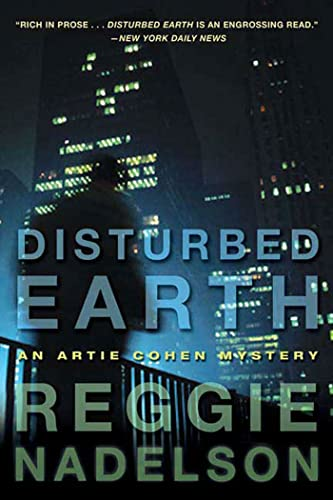 9780802715456: Disturbed Earth: An Artie Cohen Mystery (Artie Cohen Mysteries)