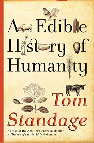 9780802715883: An Edible History of Humanity