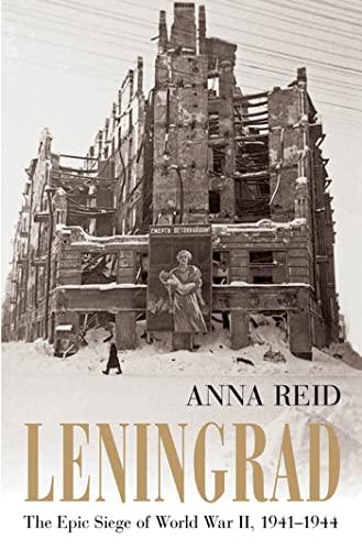 9780802715944: Leningrad: The Epic Siege of World War II, 1941-1944