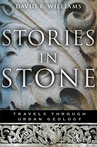 9780802716224: Stories in Stone: Travels Through Urban Geology