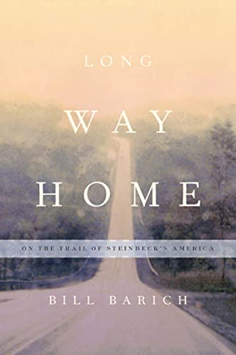 9780802717542: Long Way Home: On the Trail of Steinbeck's America