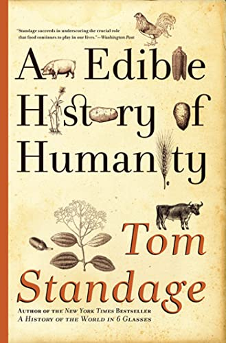 9780802719911: An Edible History of Humanity