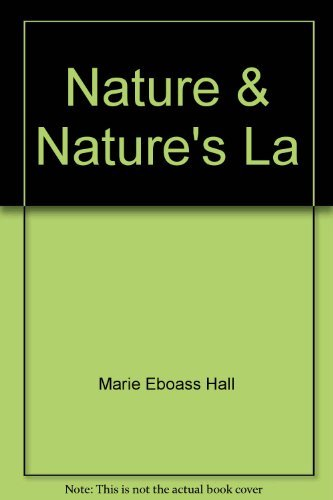 9780802720160: Nature and nature's laws;: Documents of the scientific revolution (The Documentary history of Western civilization)