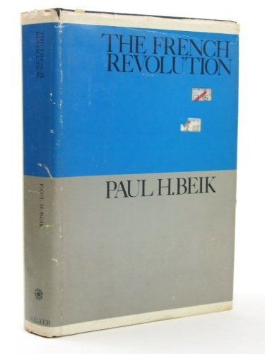9780802720368: The French Revolution (The Documentary History of Western Civilization Series)