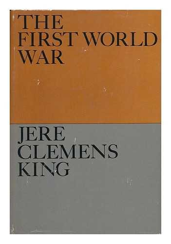 9780802720474: The First World War (Documentary history of Western civilization)