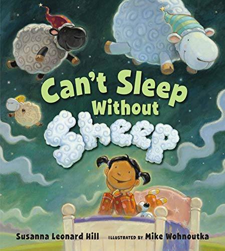 9780802720672: Can't Sleep Without Sheep