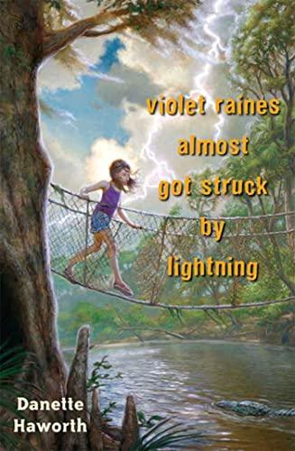 9780802720726: Violet Raines Almost Got Struck by Lightning