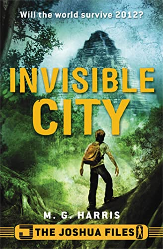 9780802720849: Invisible City (Joshua Files)