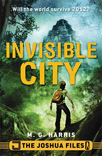 9780802720955: Invisible City (Joshua Files)