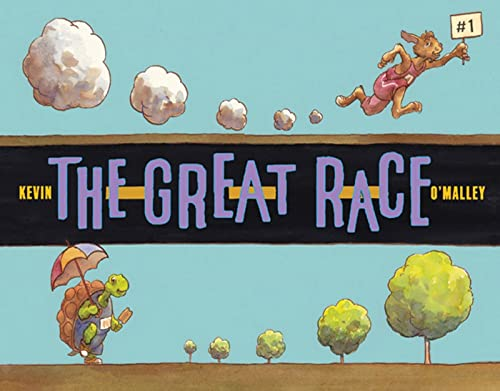The Great Race (0802721591) by O'Malley, Kevin
