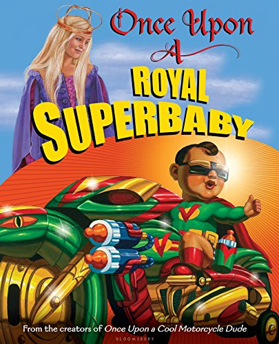 9780802721648: Once Upon a Royal Superbaby
