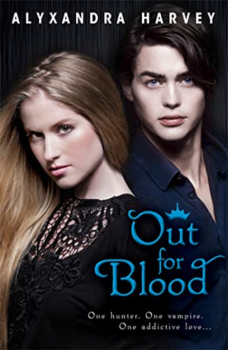 9780802721686: Out for Blood (The Drake Chronicles)