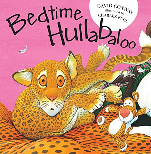Bedtime Hullabaloo: David Conway