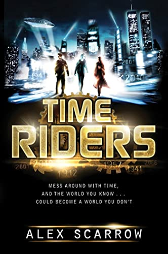 9780802721723: TimeRiders