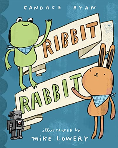9780802721808: Ribbit Rabbit