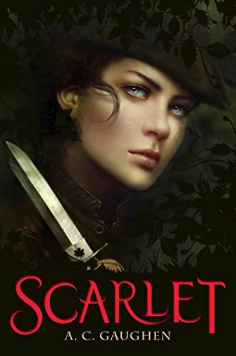 Scarlet: Gaughen, A. C.