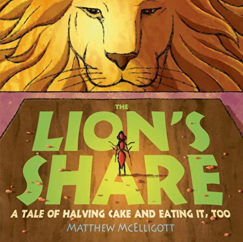9780802723604: The Lion's Share