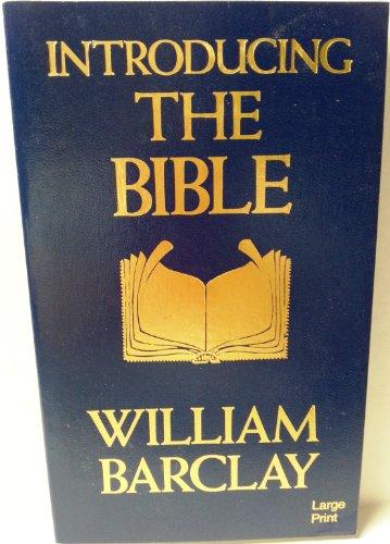 9780802724953: Introducing the Bible