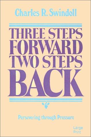 9780802725066: Three Steps Forward, Two Steps Back