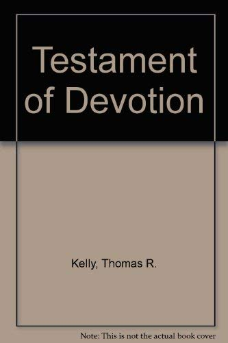 9780802725714: Testament of Devotion