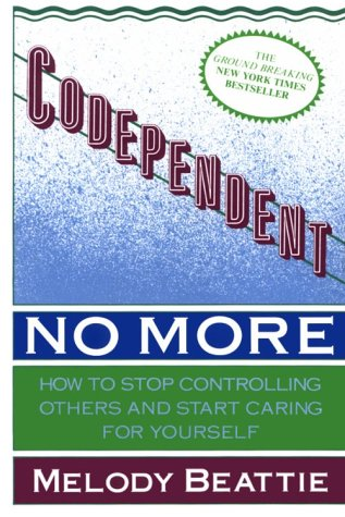 9780802726315: Codependent No More (Large Print Edition)
