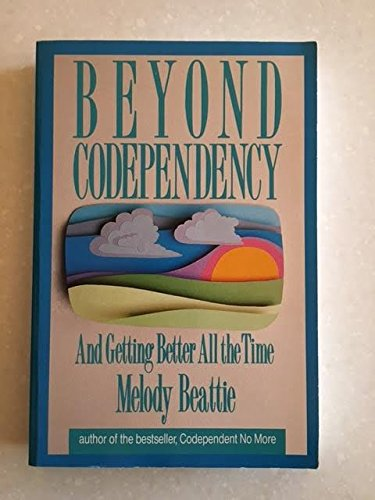9780802726490: Beyond Codependency: And Getting Better All the Time (Walker Large Print Books)