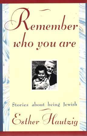 9780802726636: Remember Who You Are: Stories About Being Jewish (Walker Large Print Books)