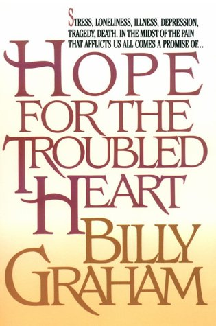 9780802726698: Hope for the Troubled Heart/Large Gift Edition
