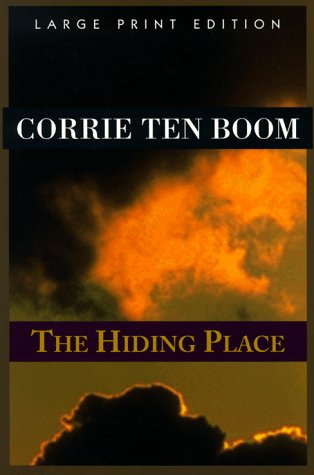 9780802727114: The Hiding Place (Walker Large Print Books)