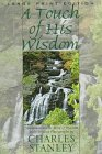 9780802727206: A Touch of His Wisdom: Meditations on the Book of Proverbs With Original Photographs (Walker Large Print Books)