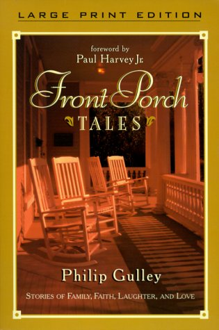 9780802727527: Front Porch Tales (Walker Large Print Books)