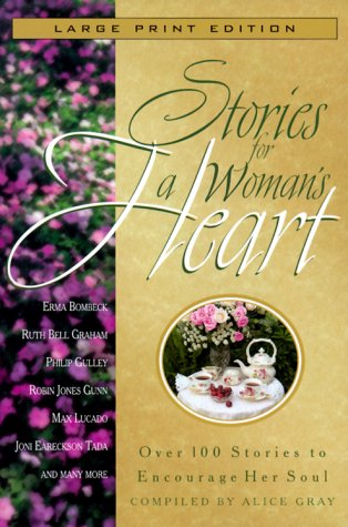9780802727589: Stories for a Woman's Heart (Large Print Edition)