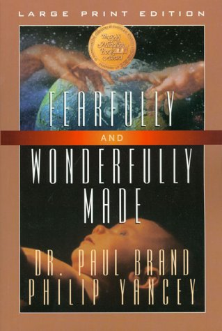 9780802727657: Fearfully and Wonderfully Made (Walker Large Print Books)