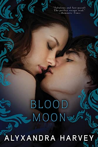 Blood Moon (The Drake Chronicles): Harvey, Alyxandra