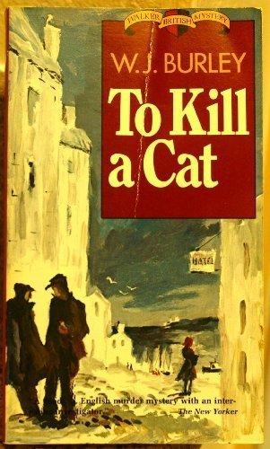 9780802730305: To Kill a Cat