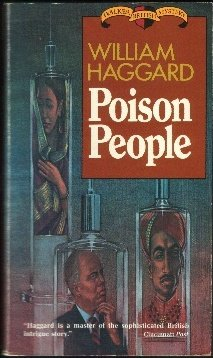 The Poison People: Haggard, William