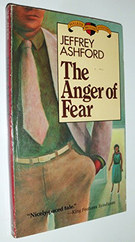9780802730800: The Anger of Fear