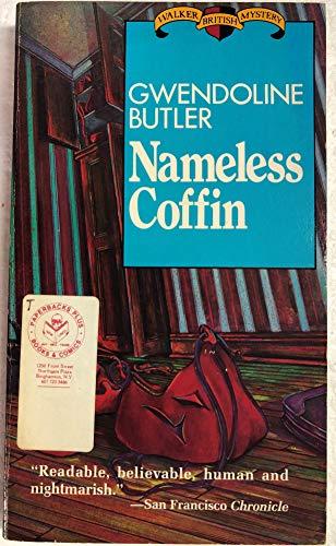 Nameless Coffin (Walker British Mystery Series): Gwendoline Butler