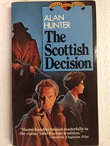 9780802731135: The Scottish Decision A Walker British Mystery