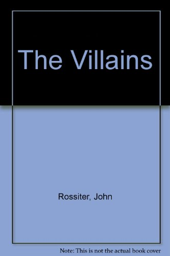 9780802731159: The Villains (Walker British Mystery Series)