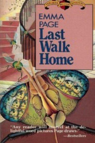 9780802731227: Last Walk Home (Walker British Mystery Series)