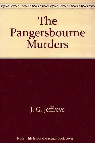 9780802731586: The Pangersbourne Murders