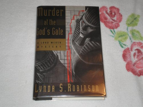 9780802731982: Murder at the God's Gate: A Lord Meren Mystery (Walker Mystery)