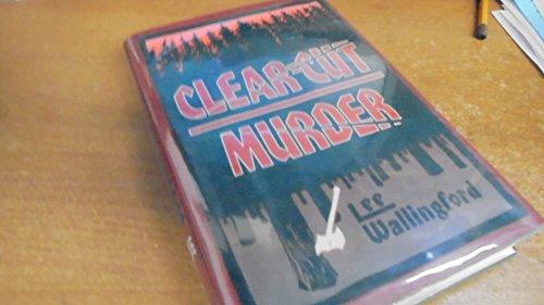 9780802732316: Clear-Cut Murder (A Frank Carver/Ginny Trask Mystery)