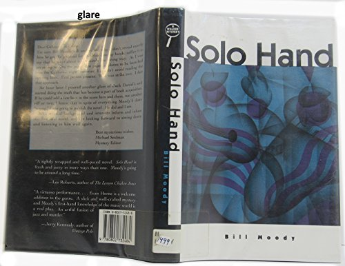Solo Hand (SIGNED): Moody, Bill