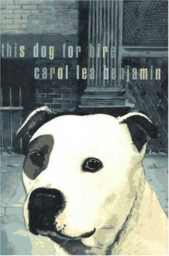 This Dog for Hire : A Rachel Alexander & Dash Mystery *SIGNED and paw-printed, the first Dexter...
