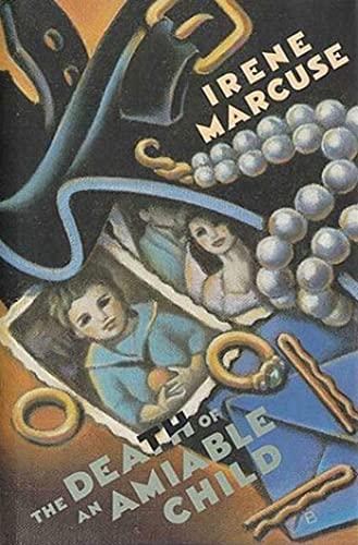 9780802733467: The Death of an Amiable Child: An Anita Servi Novel (Anita Servi Mysteries)