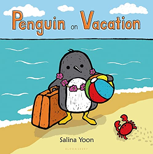 9780802733979: Penguin on Vacation